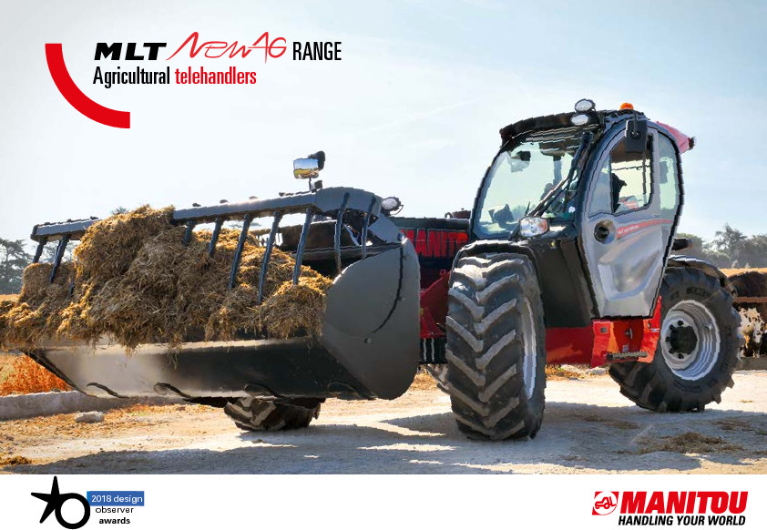 Manitou New Ag Brochure