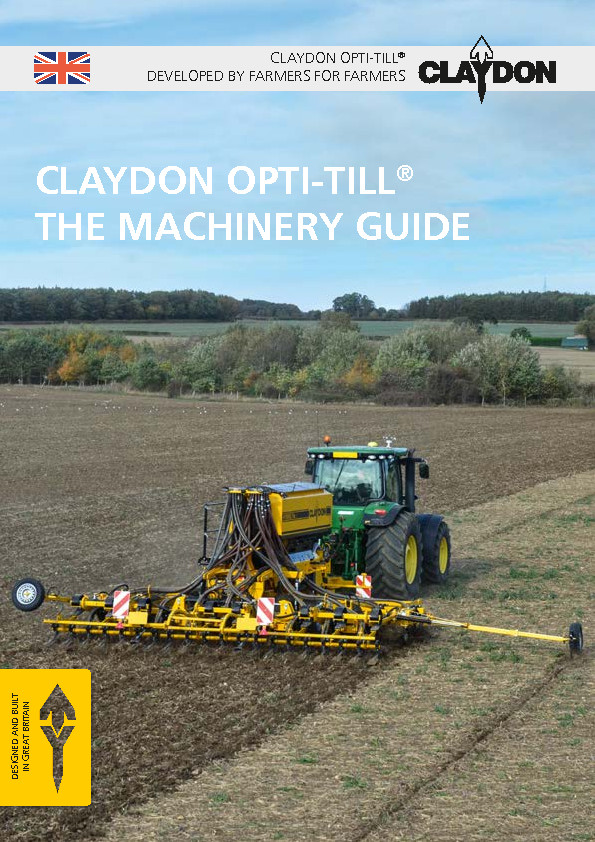 Claydon Optitill Brochure