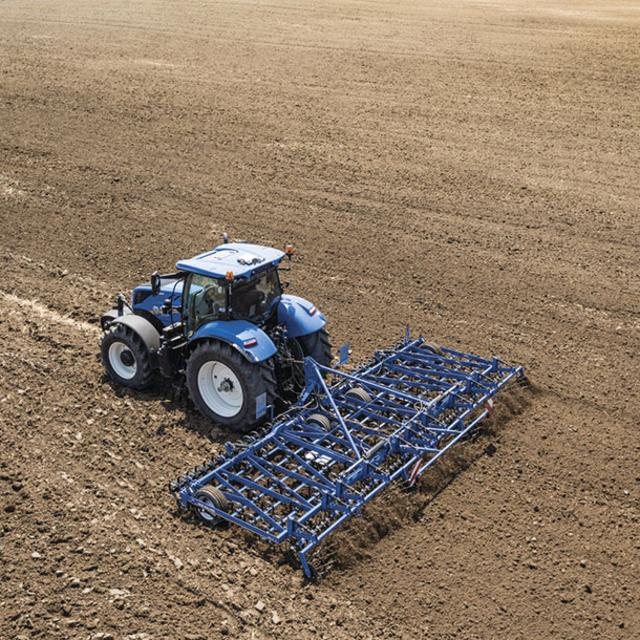 New Holland Cultivation