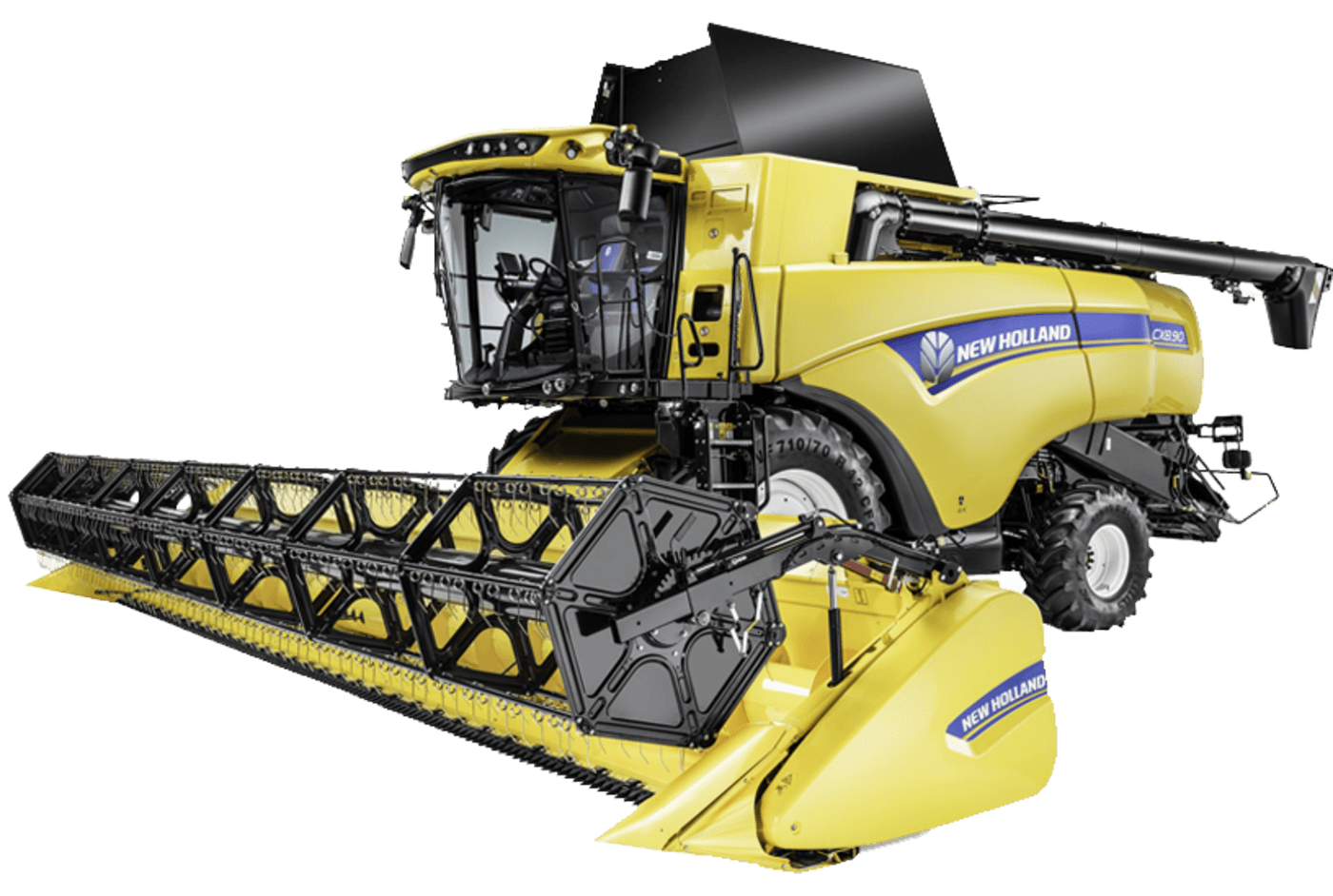 Robert D Webster - New Holland Dealer